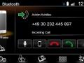 BT - Eingehender Anruf