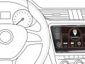 Navi / multimédia adapter - Škoda Octavia 3. generace