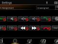 Rozhraní k zaučení analogového ovládání na volantu