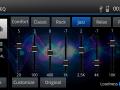 Grafický ekvalizér s profily zvuku