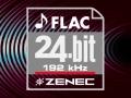 Podpora 24bitových FLAC souborů