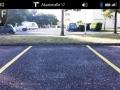 Rozhraní parkovací kamery