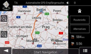 Navigace ZENEC NextGen