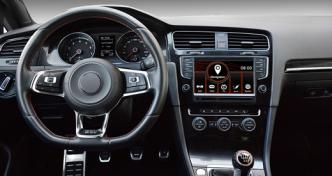 Adaptiv – Navi / multimédia adaptér pro vozy Volkswagen