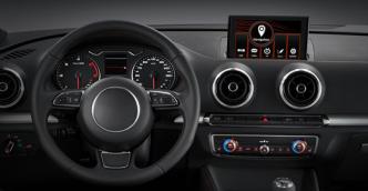 Adaptiv – Navi / multimédia adaptér pro Audi