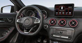 Adaptiv – Navi / multimédia adaptér pro Mercedes