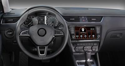 Adaptiv – Navi / multimédia adaptér pro vozy Škoda