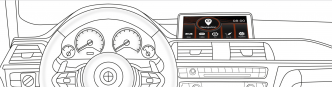 Adaptiv – Navi / multimédia adaptér pro BMW