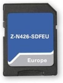 Navigační microSDHC karta Z-N426-SDFEU