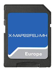 Navigační karta XZENT X-MAP22FEU-MH