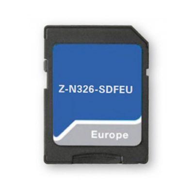 Navigační microSDHC karta Z-N326-SDFEU