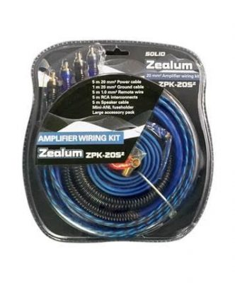 Zealum ZPK-20S2