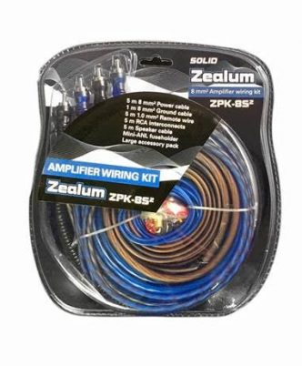 Zealum ZPK-8S2