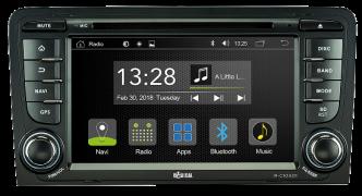 Navigace pro Audi A3 R-C10AD1