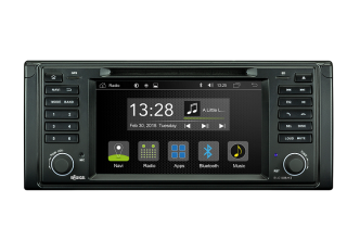 Navigace pro BMW 5-serie R-C10BM3