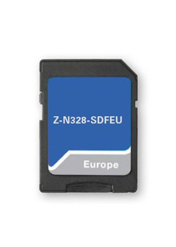 Navigační microSDHC karta Z-N328-SDFEU